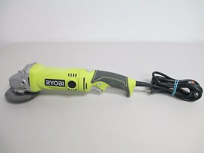 Ryobi 7.5 Amp 4.5 in. Corded Angle Grinder GREAT CONDITION