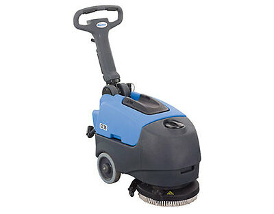 "MOUNTO GT25 Portable Auto Scrubber with 14"" Cleaning Path and 24V Battery"