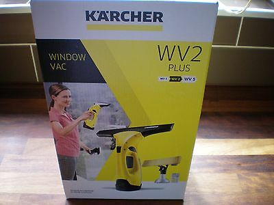 k rcher wv2 plus window vac brand new picclick uk. Black Bedroom Furniture Sets. Home Design Ideas