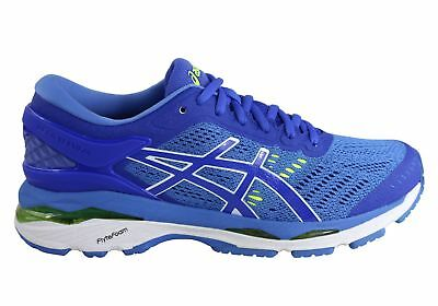 New Asics Gel-Kayano 24 Womens Premium Cushioned Running Sport Shoes Wide D Widt