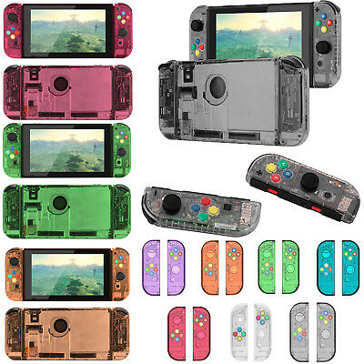 Hard Controller Case Cover Skins Housing Back Shell for NS Switch Joy-Con