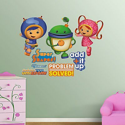 FATHEAD Team Umizoomi Graphic Wall Décor