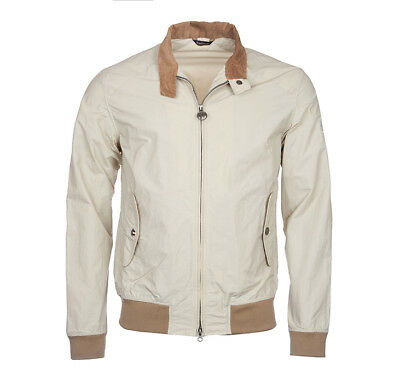 Barbour International Steve McQueen Rectifier Harrington Casual Jacket Fog