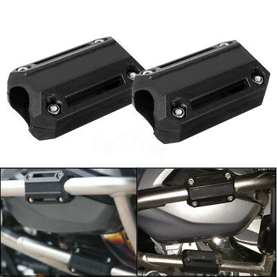 25mm Motorcycle Engine Guard Protection Bumper Decorative Block For BMW R1200GS