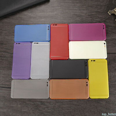 Transparent Ultra Thin Slim Soft PP Back Case Cover For iPhone 5S 5C 6 S 7 Plus