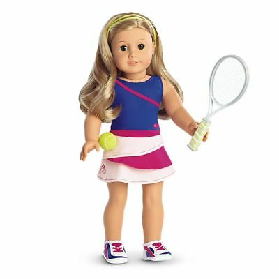 American Girl Tennis Ace Outfit-New In A Truly Me Box