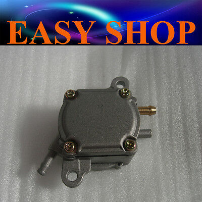 PETROL FUEL PUMP VALVE SWITCH PETCOCK SCOOTER MOPED GY6 ATV 150cc 125cc BIKE