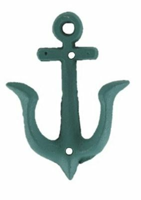 Anchor Coat Hook Home Cast Iron Boat Fun Gift Storage wall