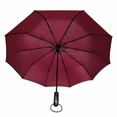 Automatic telescopic umbrella  automatic switch of a button allowing a single...