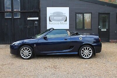Now Sold. 2004 Mg Tf 135, Royal Blue, 34,000 Miles, Fsh, New Cambelt,