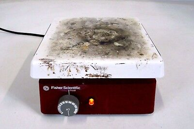 Fisher Scientific Hot Plate 11-500-7H Lab Laboratory