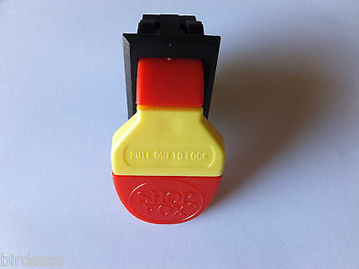 Shop Fox Safety On/off Paddle Switch D2751 For 110 Volt 20 Amp Machines