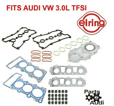 REINZ Engine Cylinder Head Gasket Set For Audi VW 3.0L TFSI