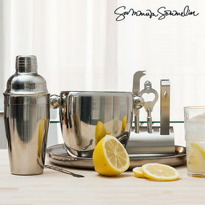 Summum Sommelier Deluxe Cocktail-Set (8 Teile)