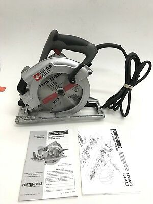 Porter Cable 423 MAG 7-1/4 in. Left Hand Circular Saw Nice Used!!