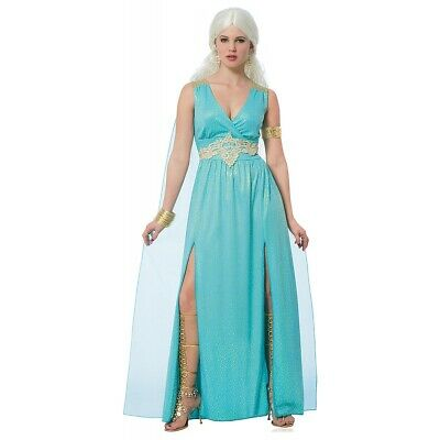 Daenerys Targaryen Costume Adult Halloween Fancy Dress