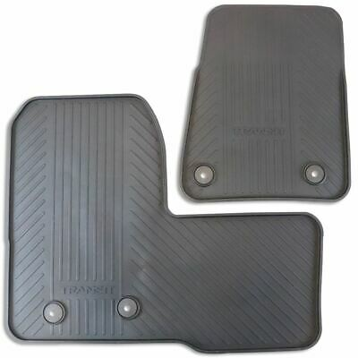 Genuine Ford Transit Tourneo Custom Front Rubber Floor Mats 2015- 1945227