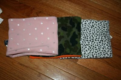 Gap Kids Neck Warmer Gaitor Animal Print One Size NWT (Camo & Pink Dot SOLD OUT)