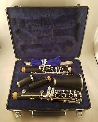 Repadded and Refurbished Selmer CL 301 Clarinet