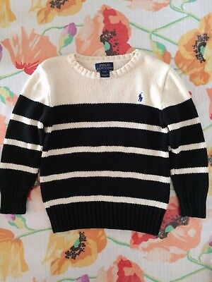 Great Condition!  Polo Ralph Lauren Boys Sweater 4/4T