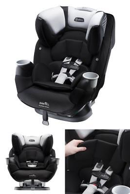 Evenflo SafeMax Platinum All In One Convertible Car Seat