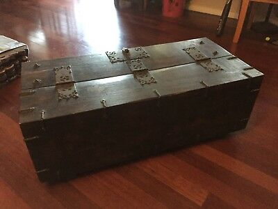Asian Antique Chest  SUPER RARE