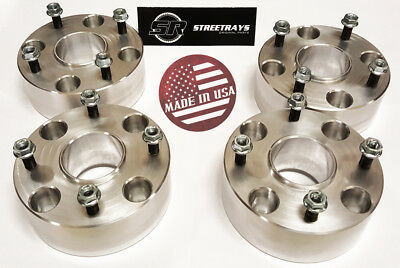 Yamaha Big Bear 350 4x4 1987-1999 Front Or Rear Wheel Spacers 4//110 x 10mm 1.5in