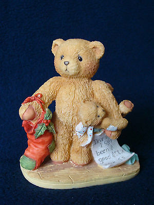 "Cherished Teddies - Jacob - ""Wishing For Love"" - 950734 - 1992"