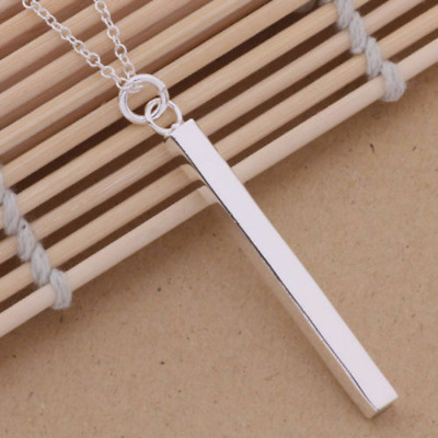 Charm 925 Silver Sterling Shell Heart Photo Box Locket Pendant Vintage Jewelry