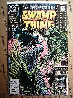 Swamp Thing (Vol 2) #53 (1986 DC) Batman 8.0 VF