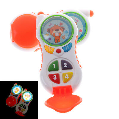 Baby music phone Learning Study TOY Kid Musical instrument Education toy EF