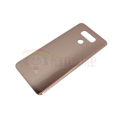 OEM GOLD Battery Glass Cover Back Door With Tape For LG G6 H870 H872 LS993 G600