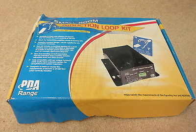 SIGNET (AC)  PDA102R Small Room Induction Loop Hearing Kit