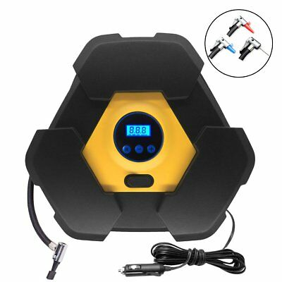 NOOX Tire Inflator Air Compressor Electrical Air Pump Portable 12v for Car SUV