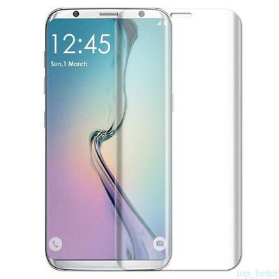 Galaxy Note 8 S8 Plus 3D Cover Tempered Glass Screen Protector Flim for Samsung