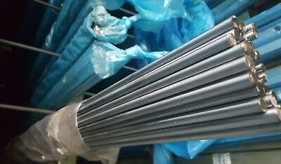 2000mm Round Solid Shaft/Rod Linear Guide