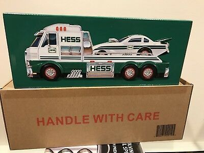 2016 Hess Toy Truck Dragster BRAND NEW IN SEALED BOX (MINT)