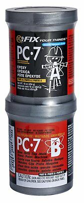 PC Products 167779 PC-7 Two-Part Heavy Duty Multipurpose Epoxy Adhesive Paste