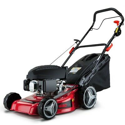 "Baumr-AG 16"" Self-Propelled Lawn Mower -680SX"