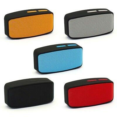 N10 Bluetooth Wireless Speaker Portable&Rechargeable For Samsung iPhone iPad HTC