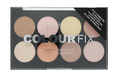 Technic Colour Fix 8 Colour Powder Highlighter Palette