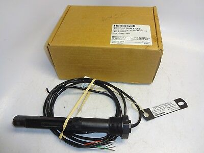 Honeywell 04905-X50-33-333-X7-000-000 Conductivity Cell With Temp Compensator