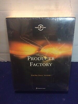 Digidesign Producer Factory Plug In Bundle V 1.0