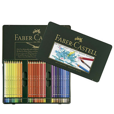 Faber-Castell - Albrecht Durer Watercolor Pencils - Tin of 60