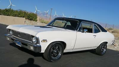 1970 Chevrolet Nova 350 V8 ZZ4 CRATE ENGINE! POWER STEERING! CA CAR!