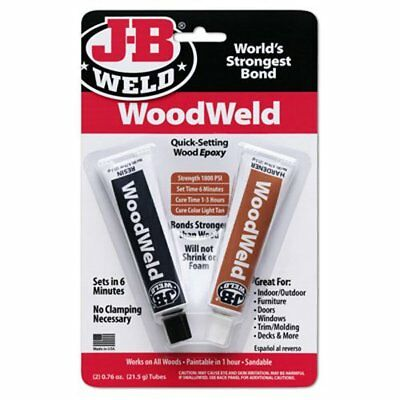 J-B Wood Weld Wood Epoxy