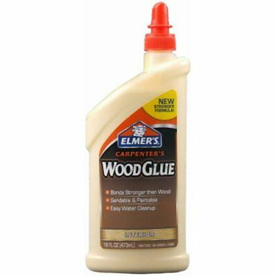 Elmers/X-Acto Elmer's Carpenter's Wood Glue -16oz, Other, Multicoloured