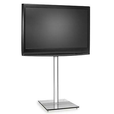 "Tv Stand With Glass Bass 15-21"" Plasma Lcd Home Cinema *free P&p Special Offer"