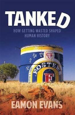 NEW Tanked By Eamon Evans Paperback Free Shipping