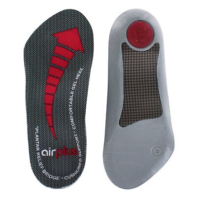 Airplus Plantar Fasciitis Orthotic Shoe Insole for Extra Cushioning and Pain
